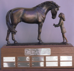 Heart of Gold Perpetual Trophy